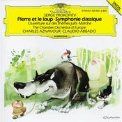 Prokofiev: Pierre et le loup; Symphonie Classique Op.25; Marche Op.99; Overture Op.34 Songs