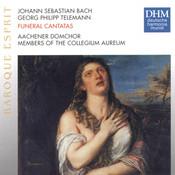Telemann: Trauerkantate / J.S. Bach: Actus Tragicus Songs