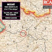 Mozart: Piano Concertos No. 20+21 Songs