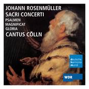 Johann Rosenmüller: Sacri Concerti Songs