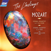 String Quartet No.16 In E Flat, K428: Mozart: String Quartet No. 16; String Quintet No. 3 Songs