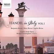 Handel In Italy, Vol. 1 Songs
