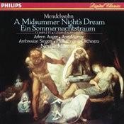 Mendelssohn: A Midsummer Night's Dream Songs