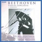 Beethoven: Violin Concerto; 2 Romances Songs