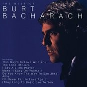 The Best Of Burt Bacharach Songs