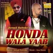 Honda Wala Yaar Songs