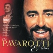 The Pavarotti Edition, Vol.4: Verdi Songs