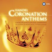 Handel Coronation Anthems Songs