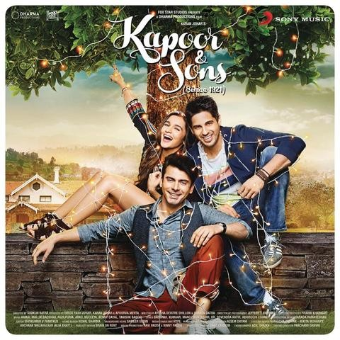 Kapoor & Sons (Since 1921) (Original Motion Picture Soundtrack) Songs Download: Kapoor & Sons