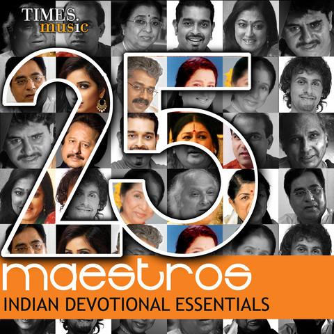 25 Maestros - Indian Devotional Essentials