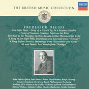 Delius: Sea Drift; Paris; Summer Night on the River, etc. (2 CDs) Songs