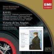 Ravel: Shéhérazade; 5 Mélodies Populaires Grecques Songs
