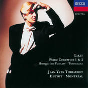 Liszt: Piano Concerto Nos.1 & 2/Fantasia on Hungarian Folk Themes etc. Songs