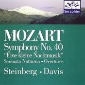 Mozart: Symphony No. 40/ Eine Kleine Etc. Songs