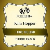 I Love The Lord (Studio Track) Songs