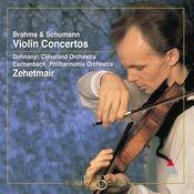 Dvorák & Schumann : Violin Concertos (-  Apex) Songs