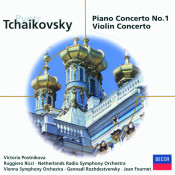 Tchaikovsky: Piano Concerto No.1; Violin Concerto Songs