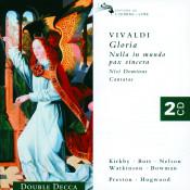 Vivaldi: Gloria/Nisi Dominus/4 Cantatas etc. Songs