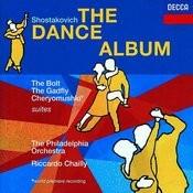 Shostakovich The Dance Album Songs