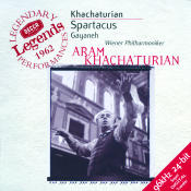 Khachaturian: Symphony No. 2; Gayaneh Suite Songs