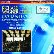 Wagner Parsifal Highlights Songs
