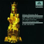 Bach, J.S.: Organ Concertos Nos.1 - 6 Songs