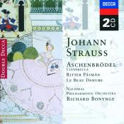 Strauss, Johann II: Aschenbrodel (Cinderella) etc. Songs