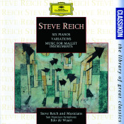 Reich Variations Music For Mallet Instruments 6 Pianos Songs