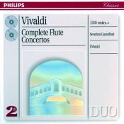 Vivaldi Complete Flute Concertos Songs