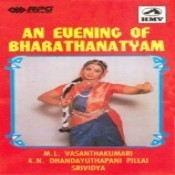 An Evening Of Bharatanatyam Mlv Sri Vi Songs