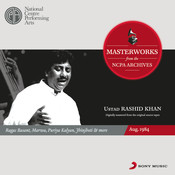From The NCPA Archives - Rashid Khan Songs