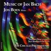 Music of Jan Bach Songs