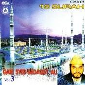 16 Surah Vol 3 Songs