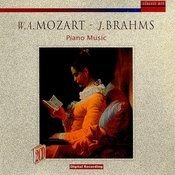 Mozart / Brahms: Piano Music Songs