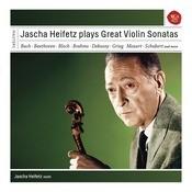 Jascha Heifetz Plays Sonatas For Violin Songs