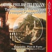 Telemann: Tafelmusik II - Trumpet Concertos Songs