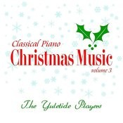 Classical Piano Christmas Music Volume 3 Songs