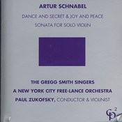 Artur Schnabel - Dance And Secret Songs