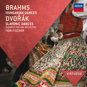 Brahms: Hungarian Dances / Dvorak: Slavonic Dances Songs