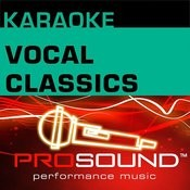 Karaoke - Vocal Classics (Professional Performance Tracks) Songs