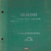 Brahms: Symphony No.4 In E Minor, Op.98 - 3. Allegro giocoso - Poco meno presto - Tempo I Song