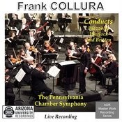 Frank Collura Conducts Piazzolla, Warlock And Britten Songs
