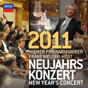 New Year's Day Concert 2011 (Neujahrskonzert 2011) Songs