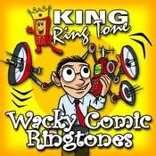 Wacky Comic Ringtones Songs