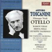 Toscanini - Otello - 1947 Songs