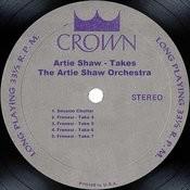Artie Shaw - Takes, Vol. 1 Songs