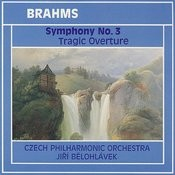Brahms: Symphony No. 3, Tragic Overture Songs