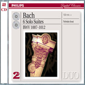 Bach, J.S.: Six Suites for Unaccompanied Cello (Transcribed For Viola) Songs