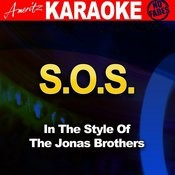S.O.S (In The Style Of The Jonas Brothers) Songs