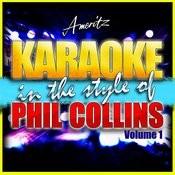 Karaoke - Phil Collins Vol. 1 Songs